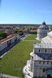 Pisa - Top of Tower
